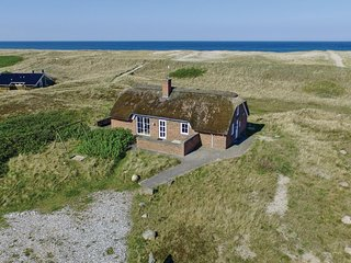 Nice home in Harboore w/ Sauna, WiFi and 3 Bedrooms