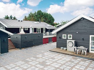 Beautiful home in Ebeltoft w/ Sauna, WiFi and 5 Bedrooms (D07239)