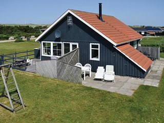 Amazing home in Harboøre w/ Sauna, WiFi and 2 Bedrooms (C79021)