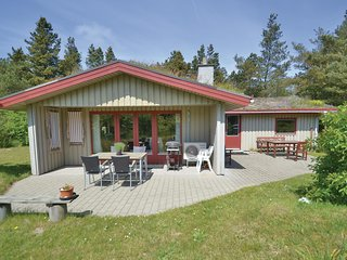 Amazing home in Norre Nebel w/ Sauna, WiFi and 3 Bedrooms