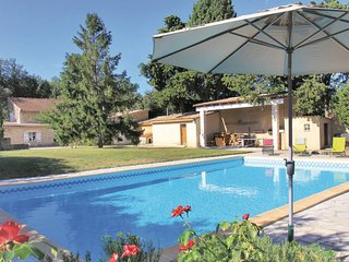 Nice home in Montsegur sur Lauzon w/ WiFi and 4 Bedrooms (FPD277)