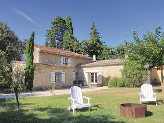 Nice home in Montsegur sur Lauzon w/ WiFi and 4 Bedrooms
