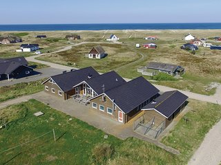 Nice home in Harboøre w/ Sauna, WiFi and 9 Bedrooms