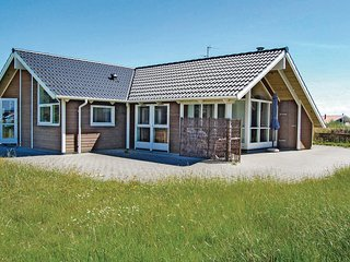 Stunning home in Harboore w/ Sauna, WiFi and 3 Bedrooms