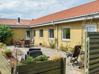 Stunning home in Norre Nebel w/ WiFi and 2 Bedrooms