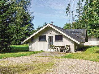 Beautiful home in Herning w/ Sauna, WiFi and 4 Bedrooms