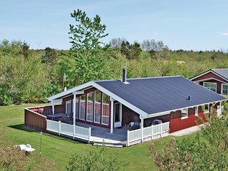 Beautiful home in Hemmet w/ Sauna, WiFi and 4 Bedrooms (P52141)
