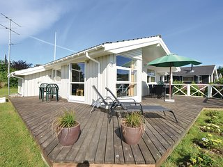 Stunning home in Sydals w/ Sauna, WiFi and 3 Bedrooms (D1185)