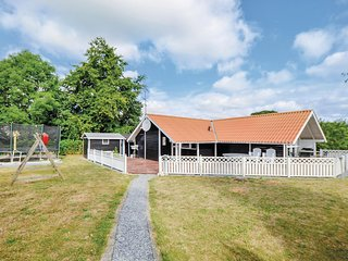 Nice home in Sydals w/ Sauna, WiFi and 4 Bedrooms (D1208)