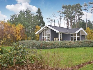 Awesome home in Ebeltoft w/ Sauna, WiFi and 3 Bedrooms (D13973)