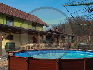 Beautiful home in Kumrovec w/ WiFi, Outdoor swimming pool and 2 Bedrooms