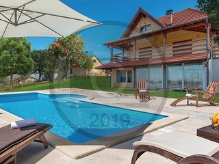 Awesome home in Zelezna Gora w/ Sauna, WiFi and 3 Bedrooms