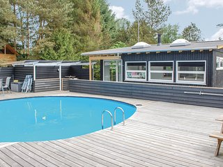 Amazing home in Ebeltoft w/ WiFi, Outdoor swimming pool and 3 Bedrooms (D13643)