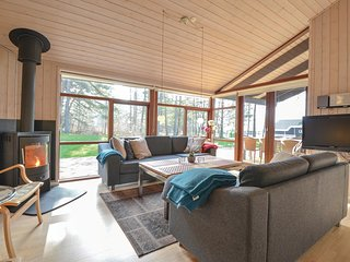 Amazing home in Ebeltoft w/ Sauna, WiFi and 4 Bedrooms (D13789)