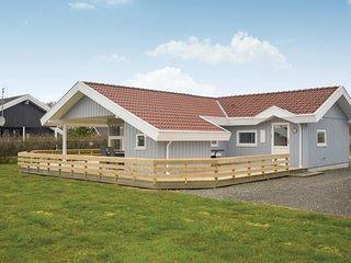 Amazing home in Hemmet w/ Sauna, WiFi and 3 Bedrooms (P52316)