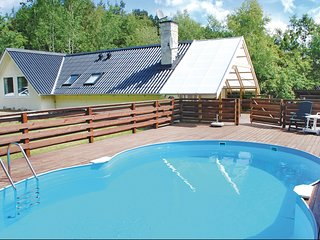 Nice home in Ebeltoft w/ WiFi, Outdoor swimming pool and 3 Bedrooms