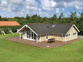 Beautiful home in Hemmet w/ Sauna, WiFi and 4 Bedrooms (P52226)