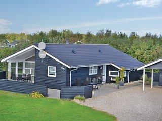 Nice home in Hemmet w/ Sauna, WiFi and 3 Bedrooms (P52240)