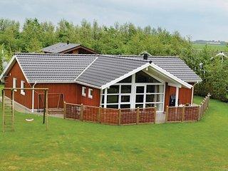 Amazing home in Hemmet w/ Sauna, WiFi and 3 Bedrooms (P52263)