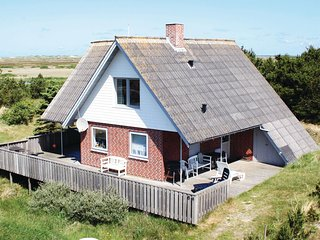 Nice home in Nørre Nebel w/ WiFi and 3 Bedrooms (P52602)