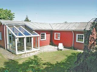 Nice home in Nørre Nebel w/ 2 Bedrooms (P52641)