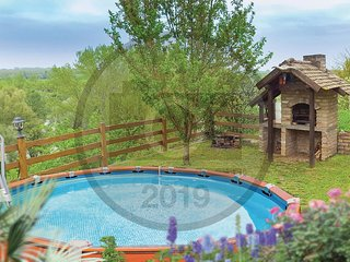 Nice home in Opatovac w/ WiFi, Outdoor swimming pool and 1 Bedrooms