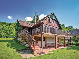 Awesome home in Pokupska Slatina w/ 1 Bedrooms