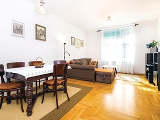 Stunning home in Zagreb w/ WiFi and 1 Bedrooms (CCZ035)