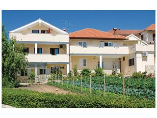 Awesome home in Sv Filip i Jakov w/ WiFi and 2 Bedrooms
