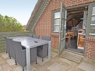 Awesome home in Hvide Sande w/ WiFi and 3 Bedrooms (P62130)