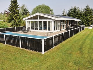 Amazing home in Middelfart w/ Sauna, WiFi and 4 Bedrooms (D2083)