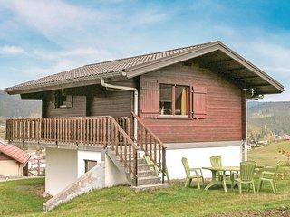 Nice home in Xonrupt-Longemer w/ 3 Bedrooms