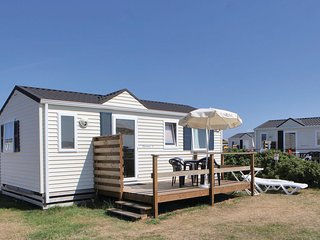 Beautiful home in Hvide Sande w/ WiFi and 2 Bedrooms