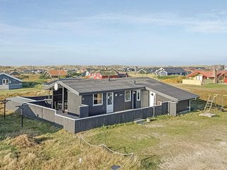 Stunning home in Hvide Sande w/ WiFi and 3 Bedrooms