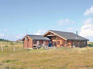 Stunning home in Hvide Sande w/ Sauna, WiFi and 3 Bedrooms (P62503)