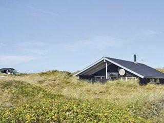 Beautiful home in Hvide Sande w/ Sauna, WiFi and 3 Bedrooms (P62636)
