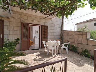 Awesome home in Supetar w/ WiFi and 1 Bedrooms