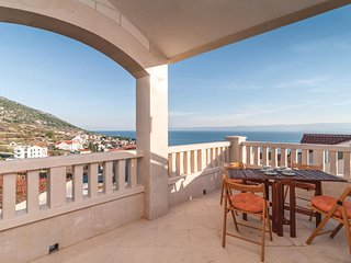 Nice home in Bol w/ WiFi and 2 Bedrooms
