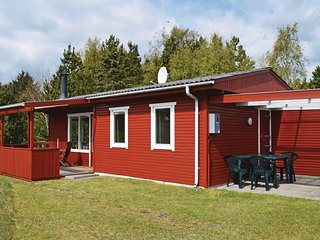 Beautiful home in Hadsund w/ 2 Bedrooms (D63729)