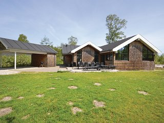 Stunning home in Grenaa w/ Sauna, WiFi and 4 Bedrooms (D70570)