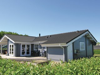 Beautiful home in Rudkøbing w/ Sauna, 4 Bedrooms and WiFi