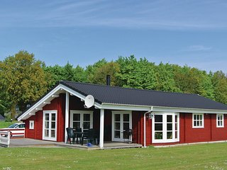 Amazing home in Rudkøbing w/ Sauna, WiFi and 3 Bedrooms