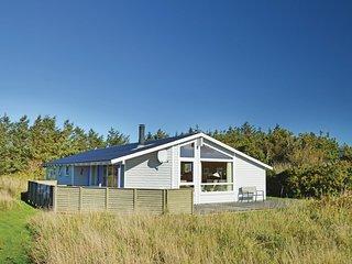 Stunning home in Lokken w/ Sauna, WiFi and 4 Bedrooms
