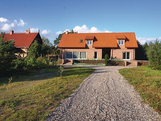 Nice home in Szczytno, Dabrowa w/ WiFi and 4 Bedrooms