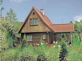 Beautiful home in Gietrzwald w/ 2 Bedrooms
