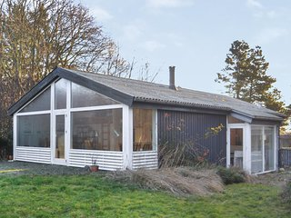 Stunning home in Grenaa w/ Sauna and 2 Bedrooms