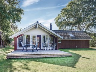 Nice home in Tranekær w/ Sauna, WiFi and 4 Bedrooms (G10214)