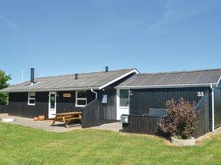 Beautiful home in Løkken w/ Sauna, WiFi and 4 Bedrooms (D7317)