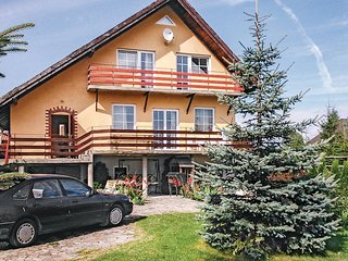Stunning home in Orzysz w/ 4 Bedrooms