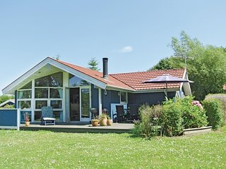 Nice home in Rudkøbing w/ Sauna, WiFi and 3 Bedrooms (G10210)